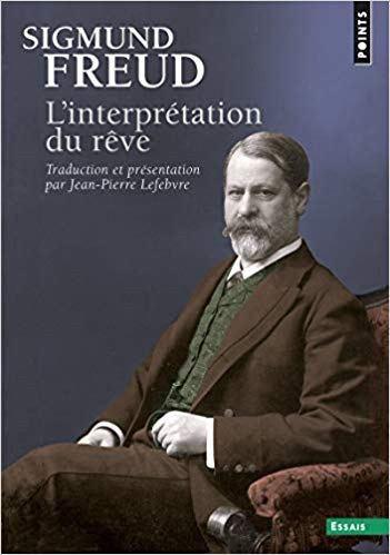 Freud avait entreprit une auto-analyse et consigné tout au long de sa vie des fragments de rêve par écrit, qu'il publiât dans un livre parut en 1900, L'interprétation des rêves : Freud n'a pas cesser d'enrichir et de retravailler cet ouvrage durant 30 ans. Dans cet ouvrage incontournable, nous trouvons toute la réflexion de Freud sur le rêve et son interprétation, ainsi que le fonctionnement de l'esprit.